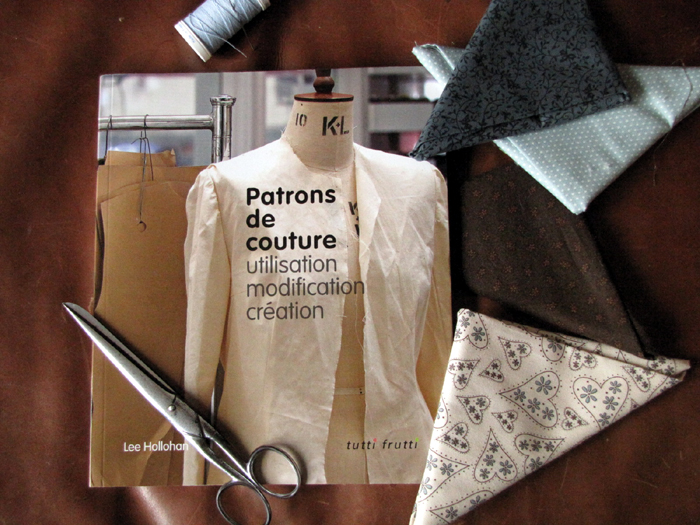 livre patrons couture