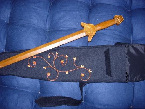 housse pour épée