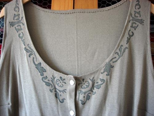 chemise de nuit