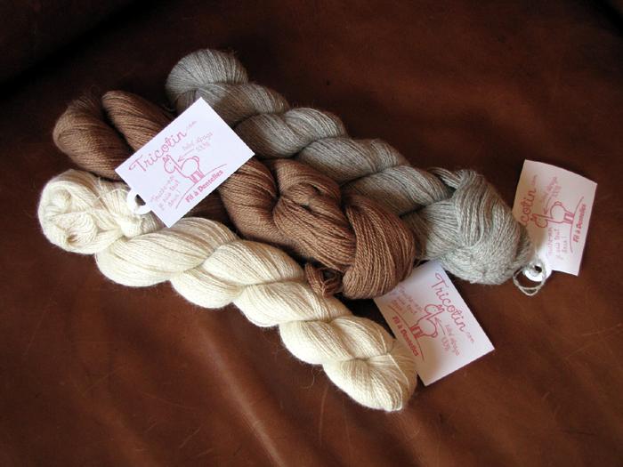 fil tricotin