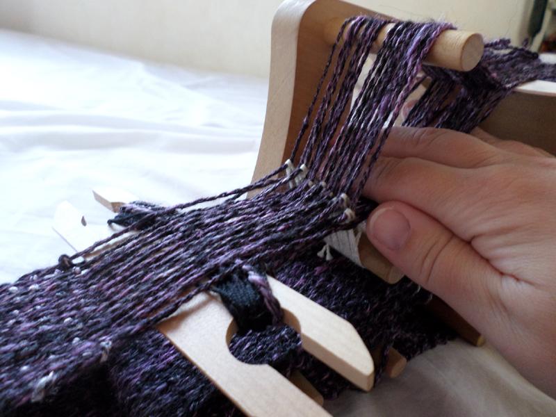 tissage métier ceinture