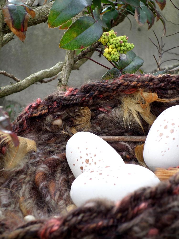 tissage nid
