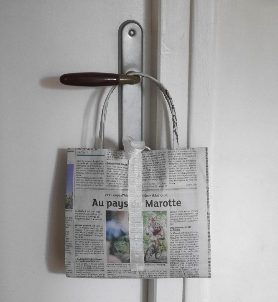 sac en papier DIY