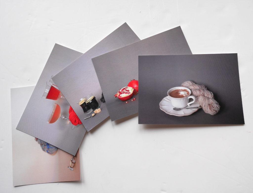 cartes postales Rue de la Laine