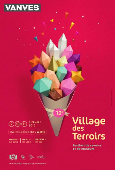 Village des Terroirs de Vanves 2016