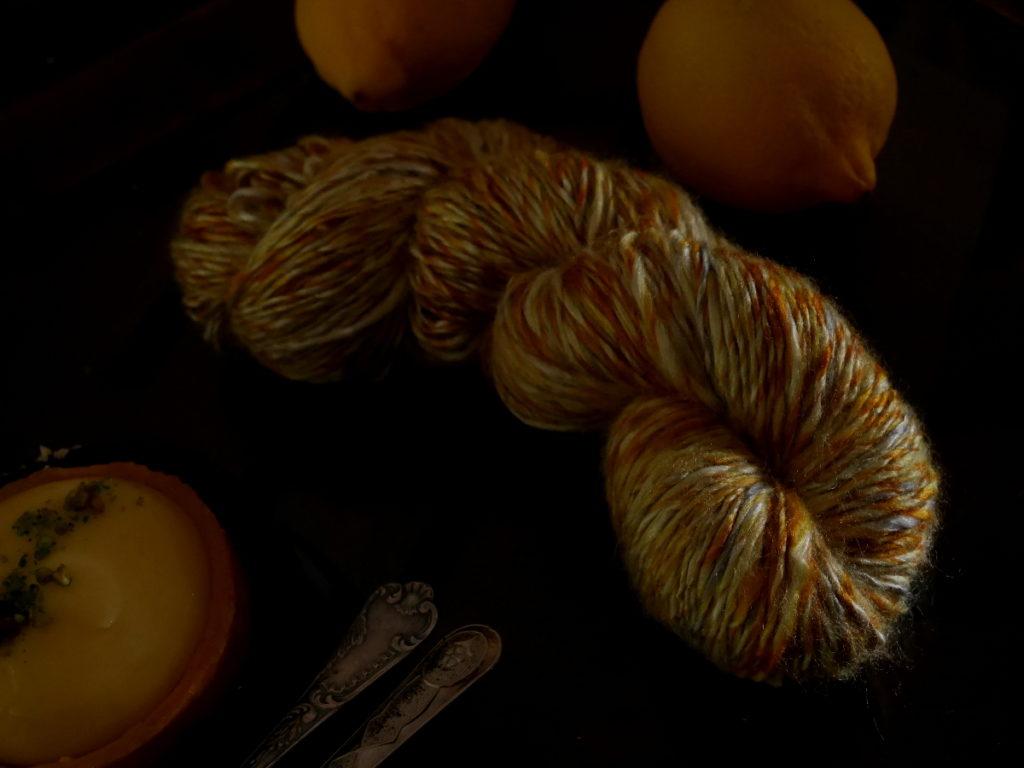 filage soie artisanal nature morte