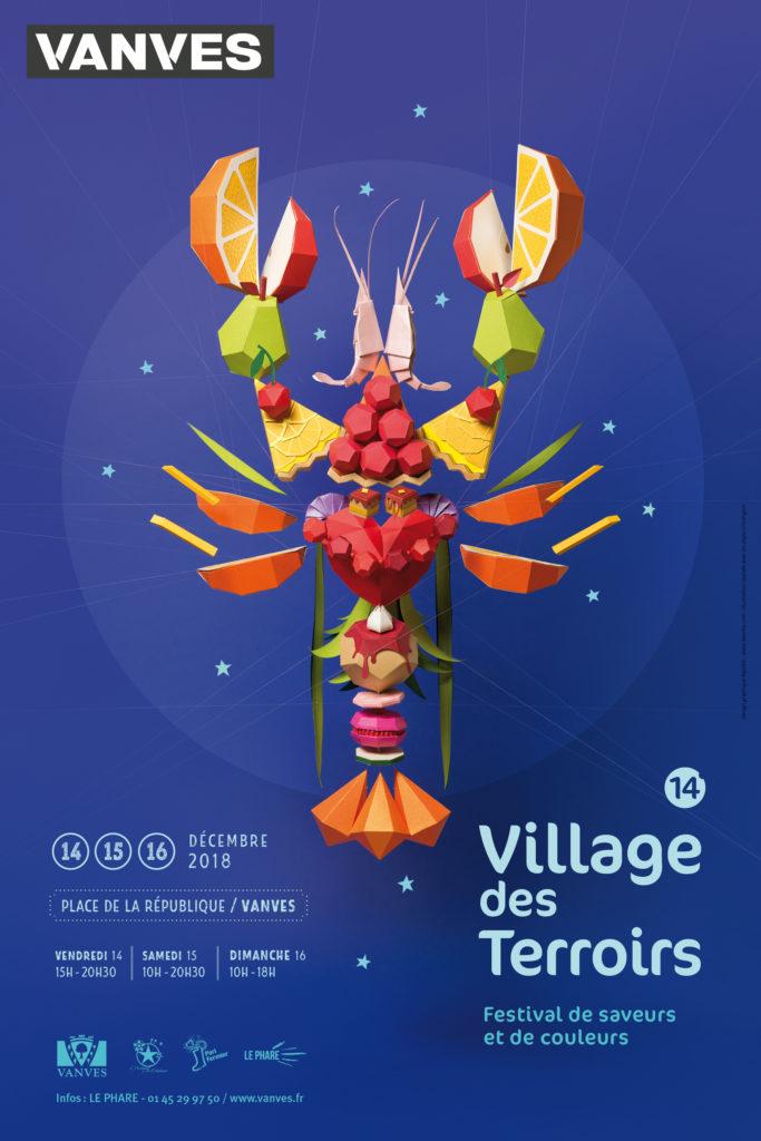 Vanves 14e Village des Terroirs