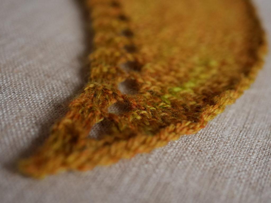5 days 5 shawls handspun