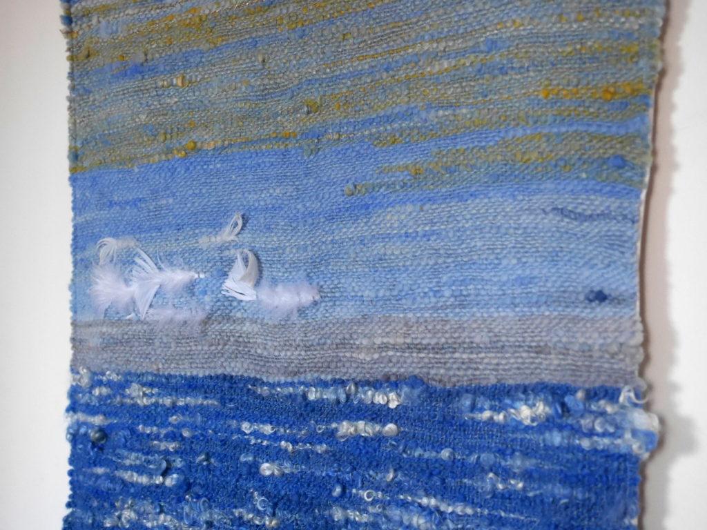 tissage filage artisanal plage mer