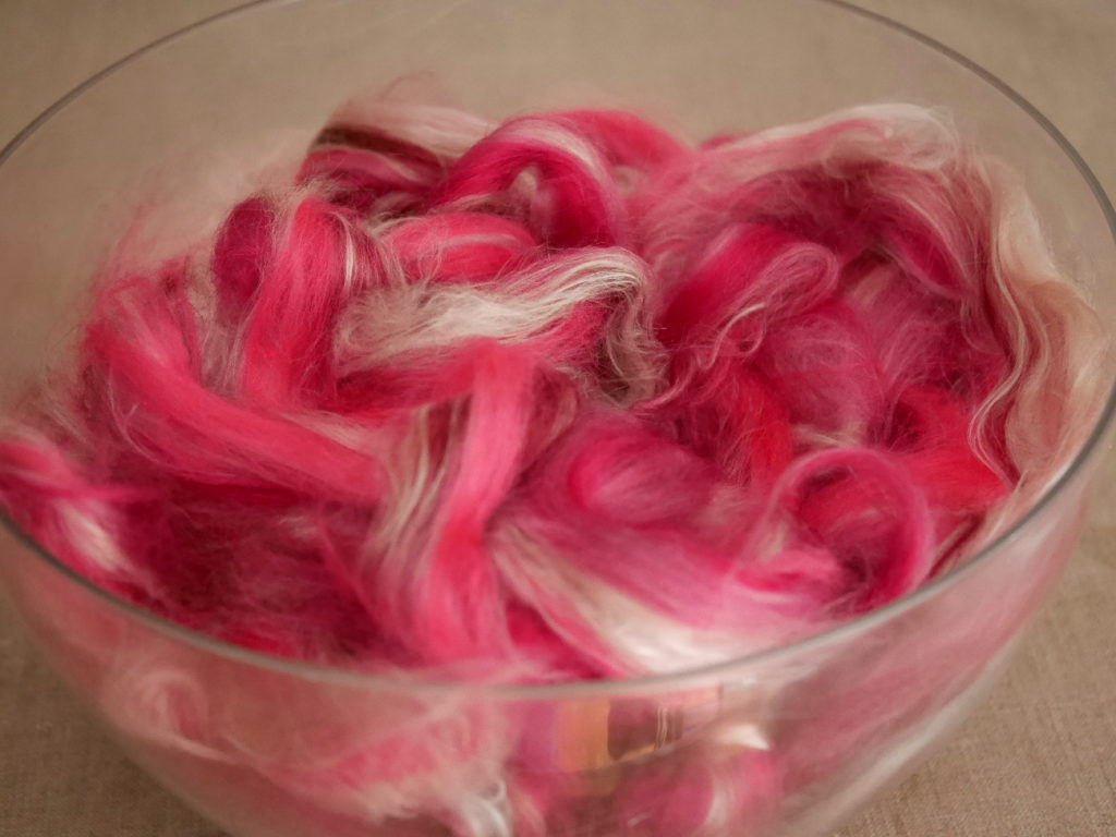 filage artisanal soie rouet