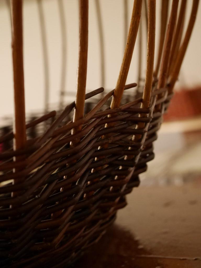 vannerie artisanale osier brut