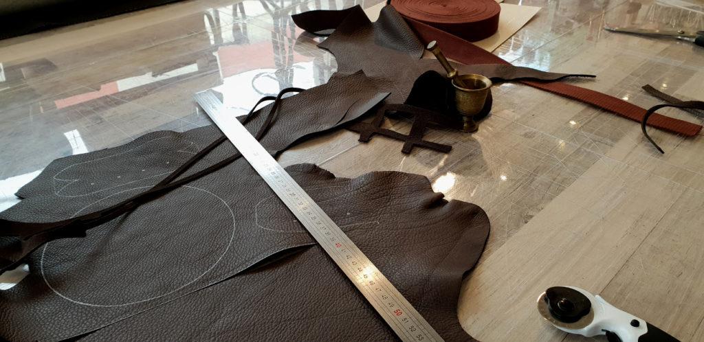 sac en cuir cousu main atelier shazak wecandoo