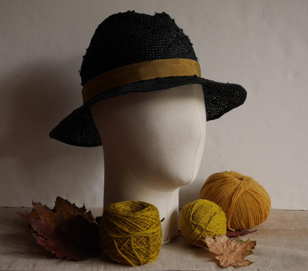 chapeau paille sur mesure karin cogen wecandoo