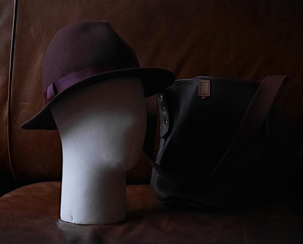 chapeau feutre sur mesure karin cogen wecandoo