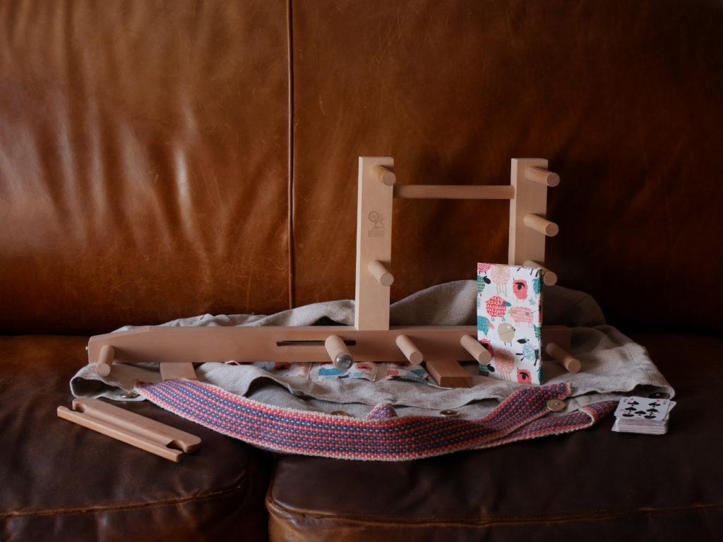 tissage inkle loom