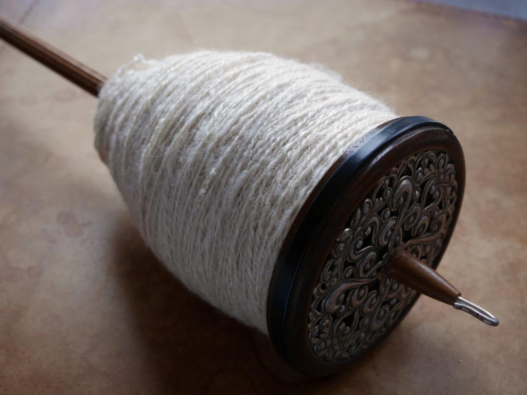 filage artisanal fuseau moosie bosworth